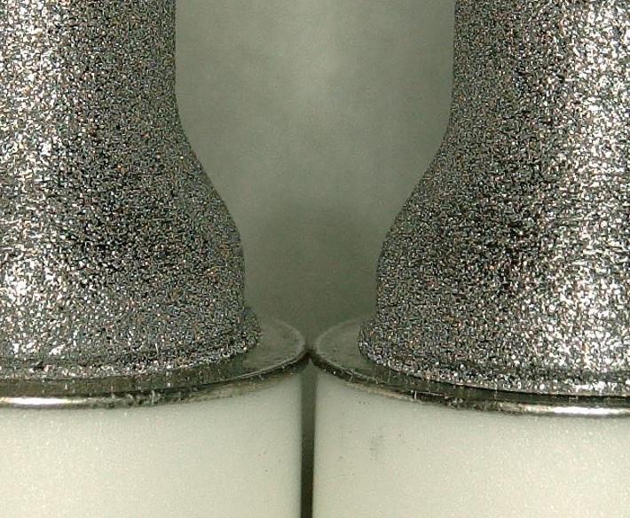 Additively manufactured titanium parts