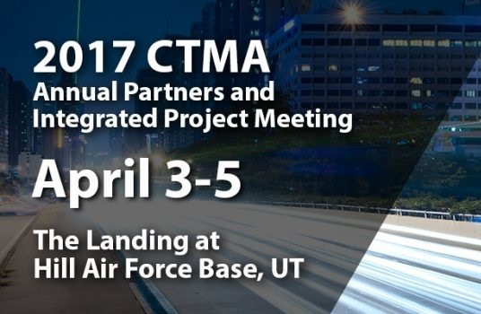 CTMA Annual Partners & Integrated Project Meeting