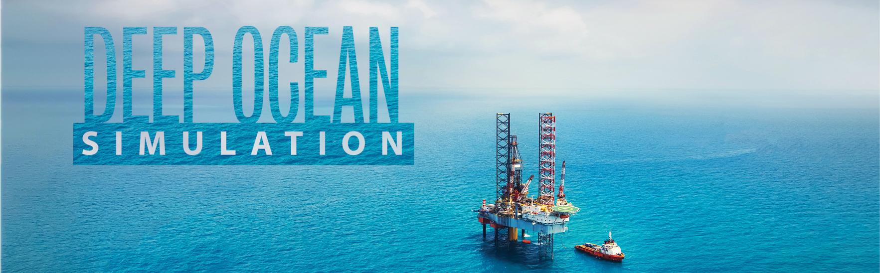 Deep Ocean Simulation infographic