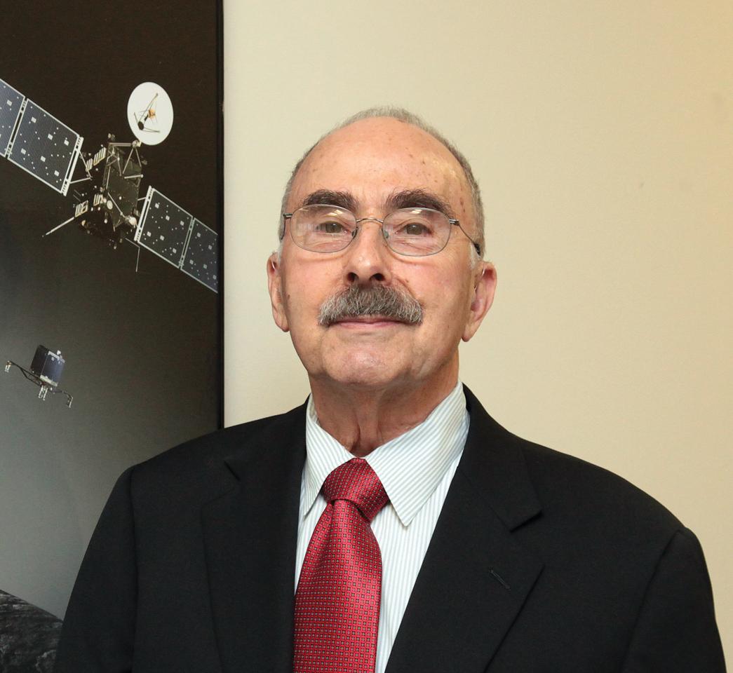 Author, Raymond Goldstein