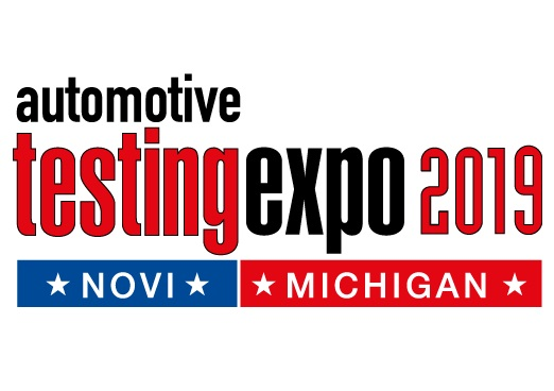 automotive testing expo logo
