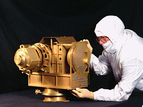 Cassini Plasma Spectrometer (CAPS)