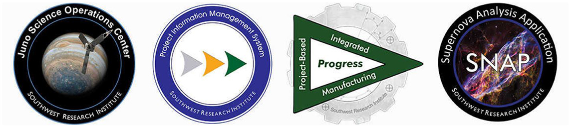 Cloud computing project/mission logos