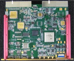 Communications processor software defined radio