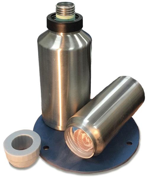 Cryogenic flux capacitor