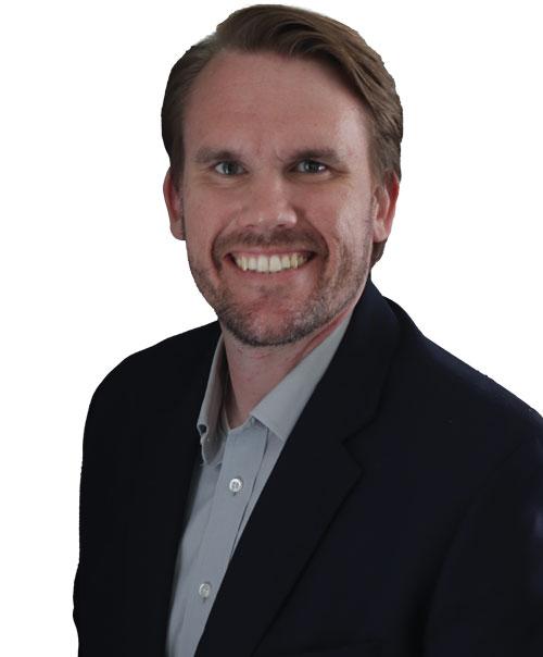 Professional portrait of Joshua Schmitt