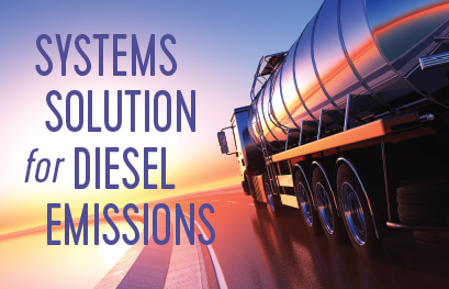 Go to Systems Solution for Diesel Emissions