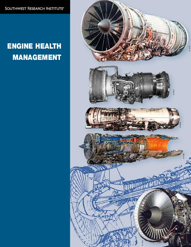 Go to engine health management flyer