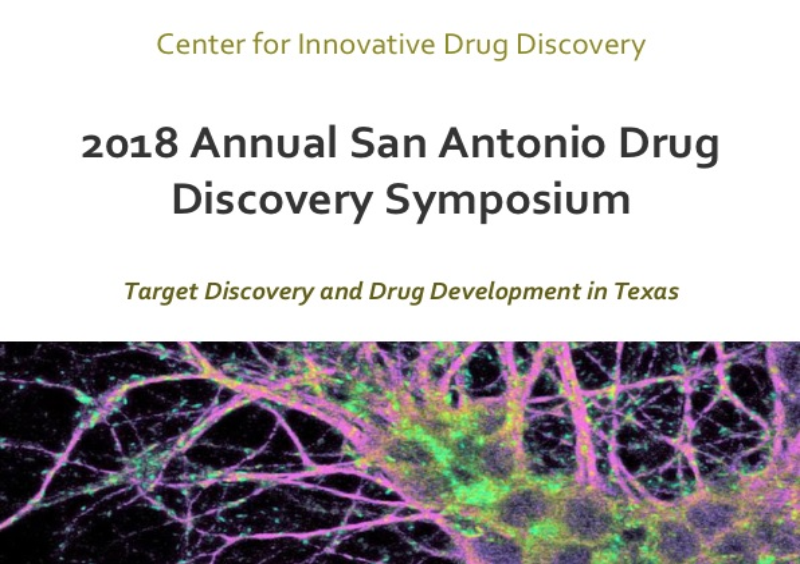 Go to CIDD Texas Drug Discovery Symposium event