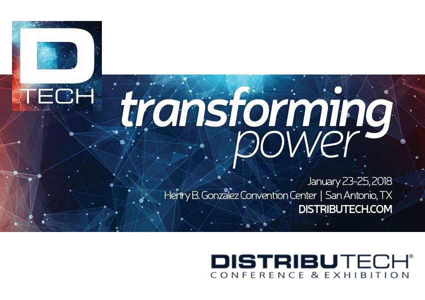 Go to DistribuTech Conference & Exhibition event