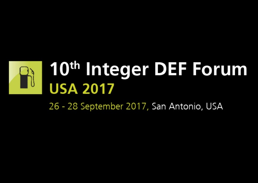 Go to 10th Integer DEF Forum USA 2017