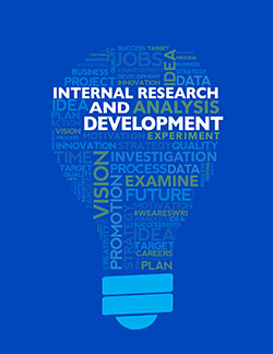 Internal R&D logo