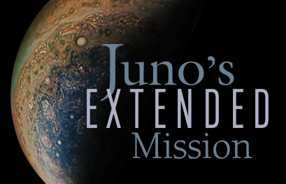 Go to Technology Today article: Juno's Extended Mission Begins