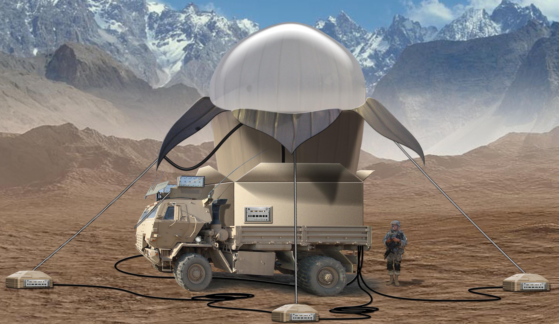Launch scenario illustration
