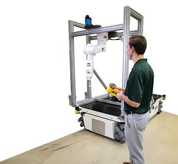 Mobile robotic manipulator