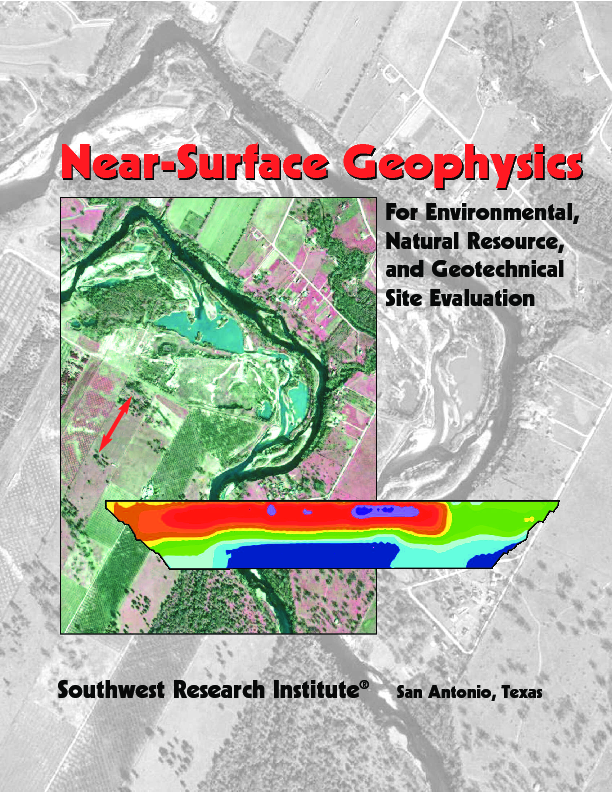 Go to near surface geophysics flyer