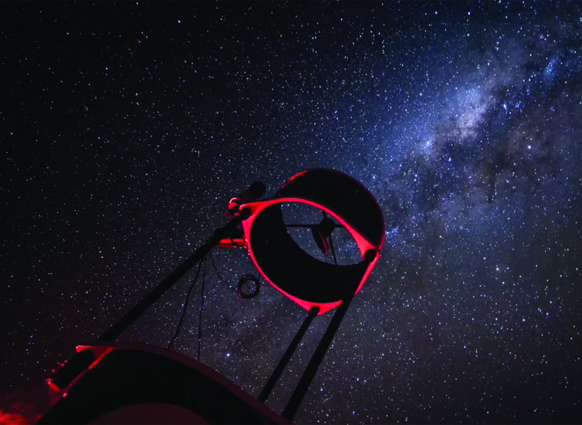 telescope looking for signs of the next New Horizons target