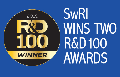 Go to SwRI Wins Two R&D 100 Awards