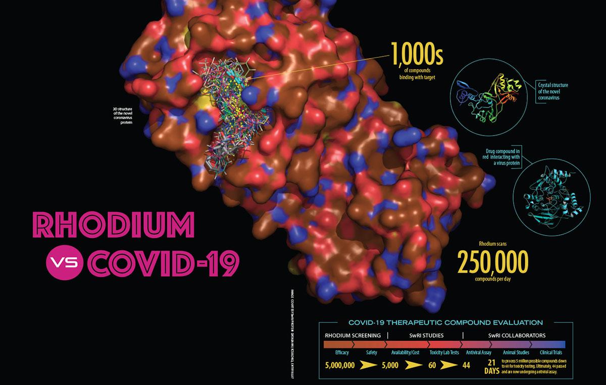 Rhodium Covid Infographic