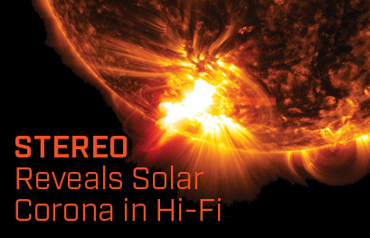 red solar flare