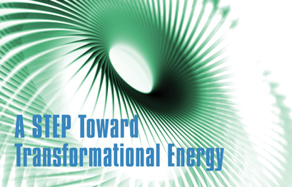 Go to A STEP Toward Transformational Energy article