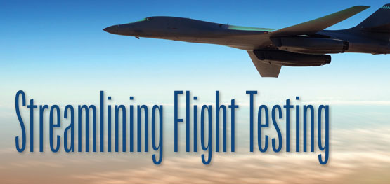 Streamlining Flight Testing article header