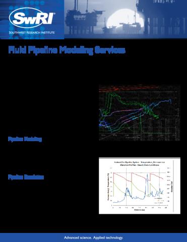 Go to fluid pipeline modeling flyer