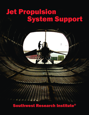 Go to jet propulsion system support brochure