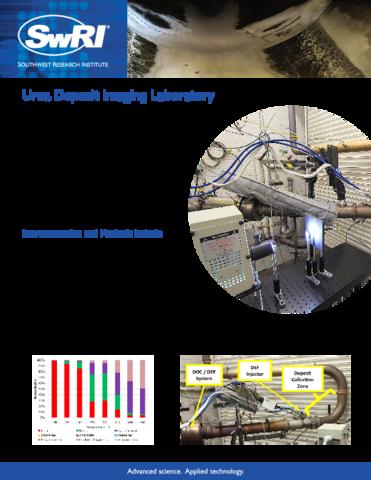 Go to Urea Deposit Imaging Laboratory flyer