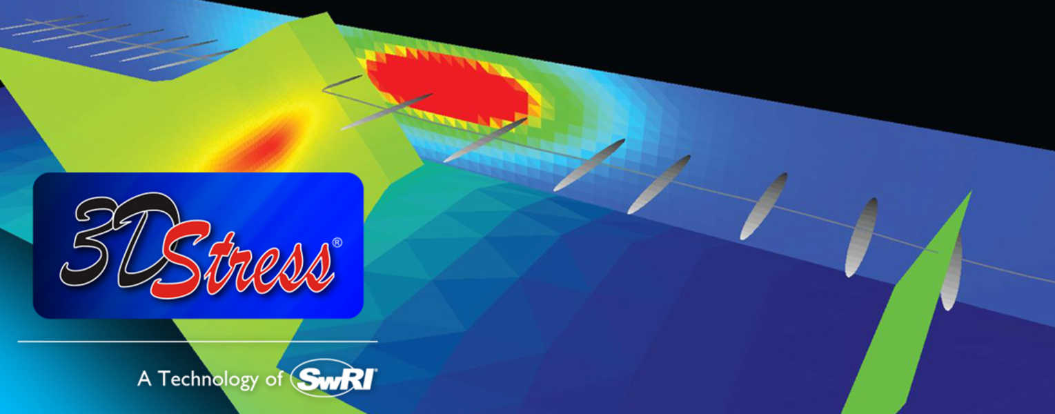 Go to 3DStress Geological Software