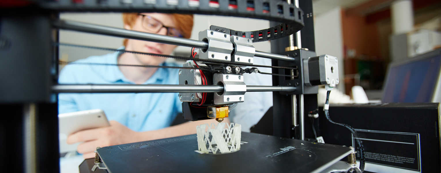 Go to Additive Manufacturing