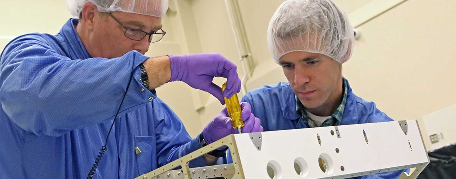 Go to Spacecraft Subsystem Assembly, Integration & Testing