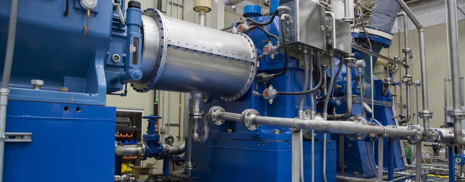 Go to Gas Turbine & Centrifugal Compressor Performance Testing