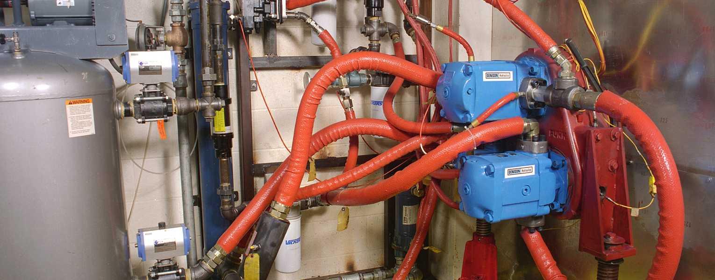 Go to Hydraulic Fluid Testing