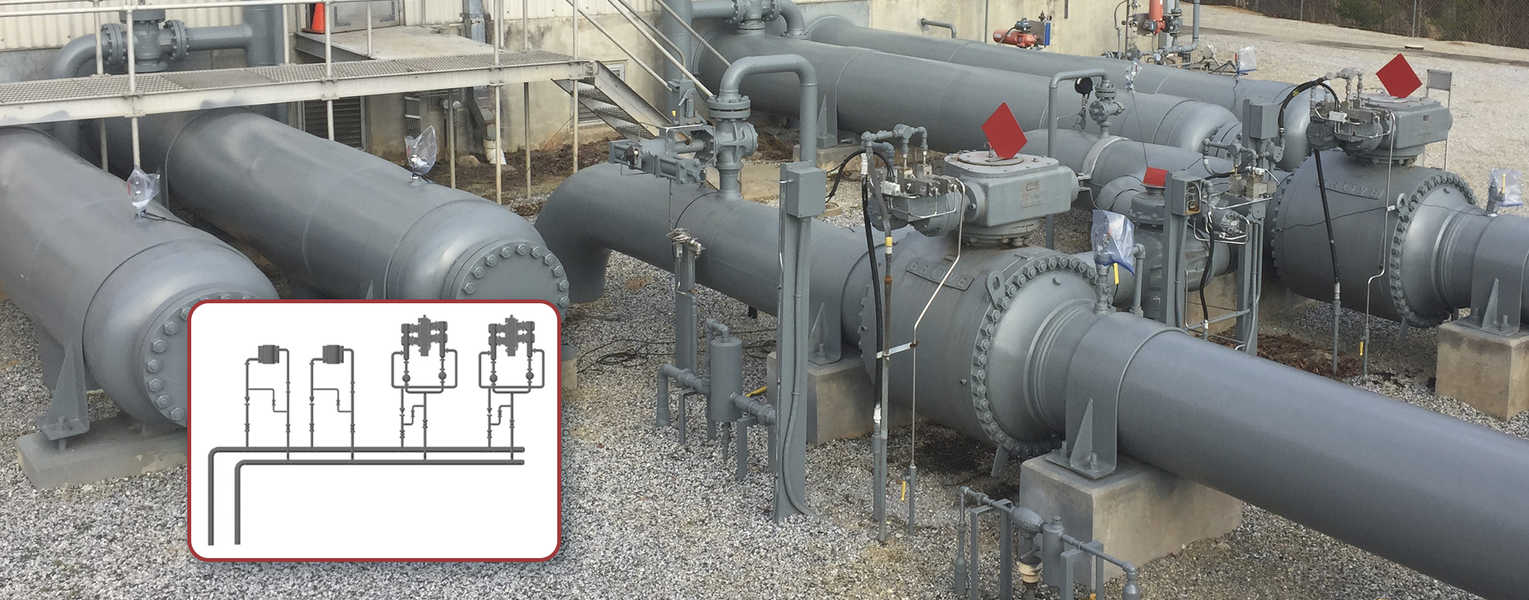Centrifugal Compressor Station