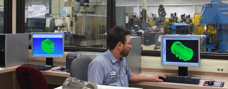 Go to the Mechanical Fabrication Center