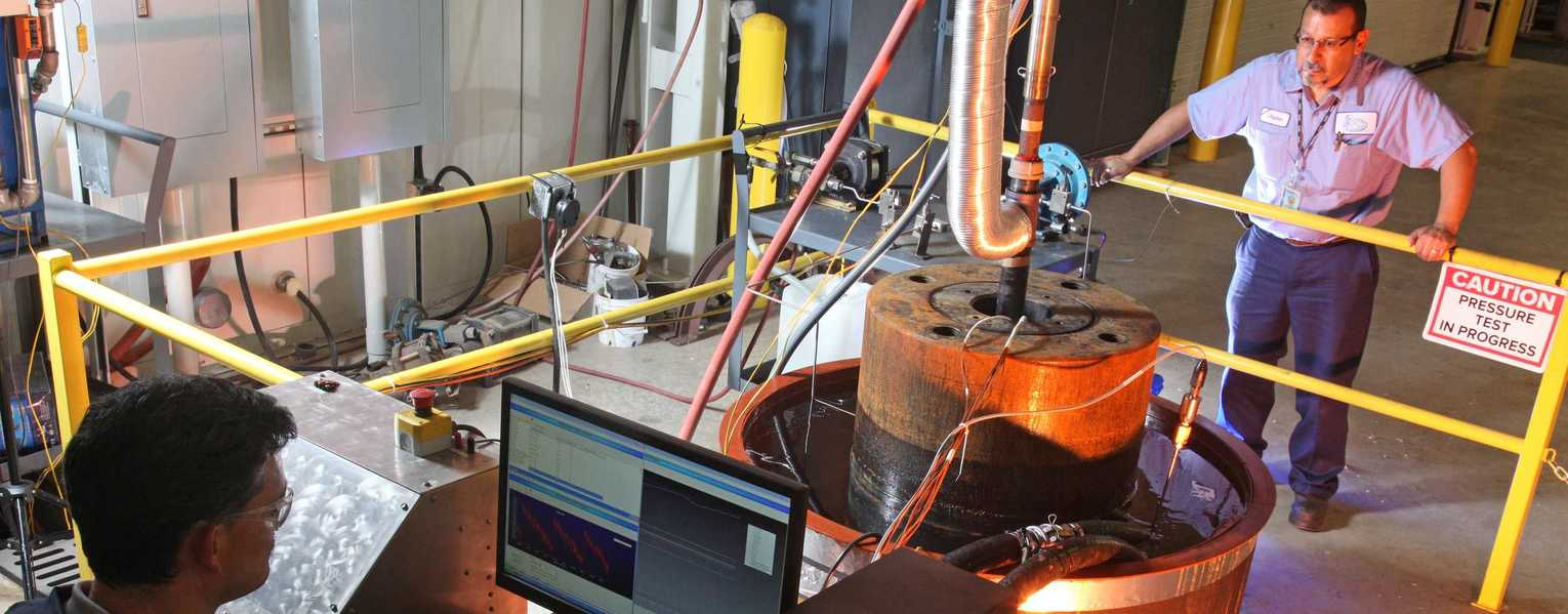 Go to Downhole Completion & Subsea Valve Testing