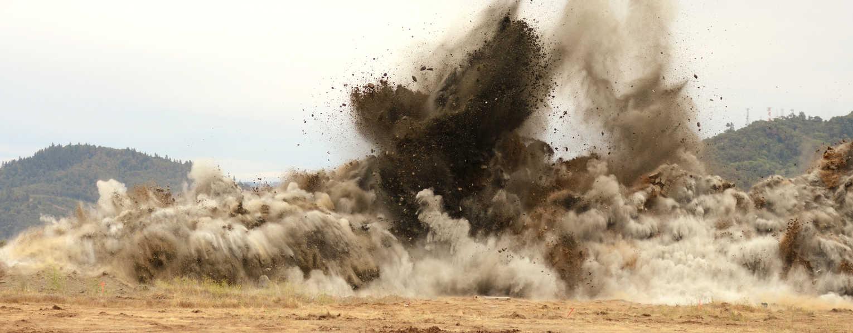 Blast & Containment