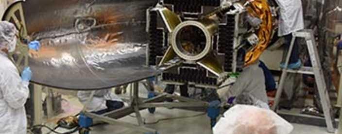 CYGNSS micro-satellite
