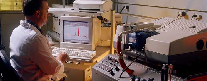 Go to Diffuse Reflectance Infrared Fourier Transform Spectroscopy