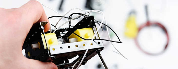 Go to Robotics Electronics Systems