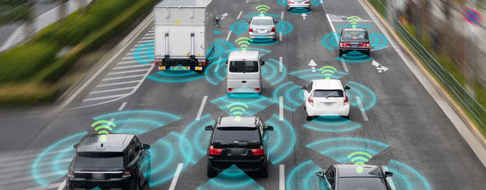 Go to Connected & Automated Vehicles
