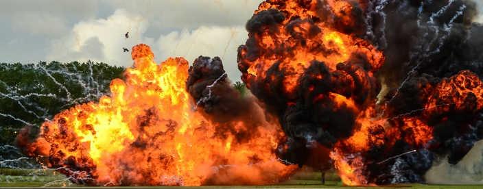 Go to Explosion Hazards