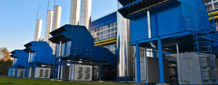 Gas Turbine Inlet Filtration Services