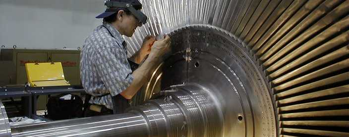 Go to Gas Turbine Engine Root Cause Failure Analysis