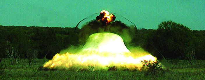 Go to Ballistics & Explosives Range