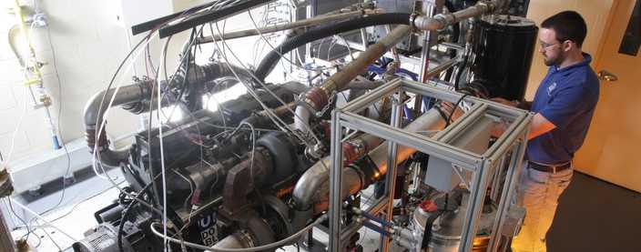 Go to Heavy-Duty Engines