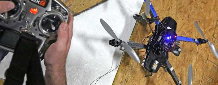 Go to Unmanned Aerial Vehicles (UAVs)