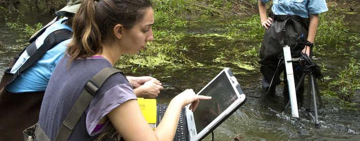 Go to Environmental Monitoring