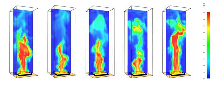 Go to Computational Fluid Dynamics (CFD) and Fire Modeling